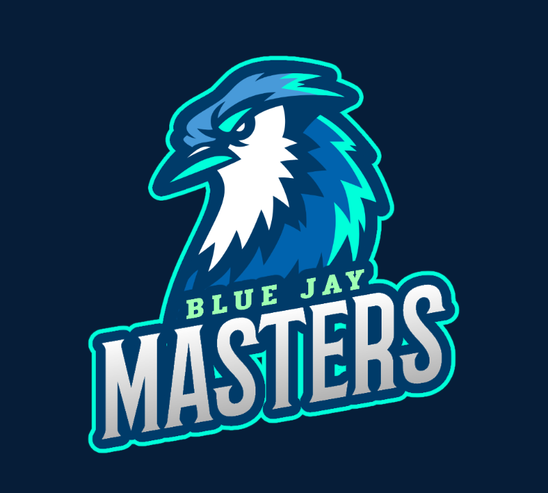 Logo for high school sports team