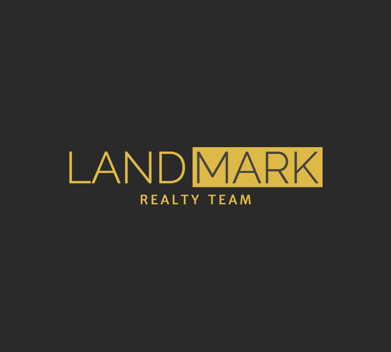 Logo for real estate team